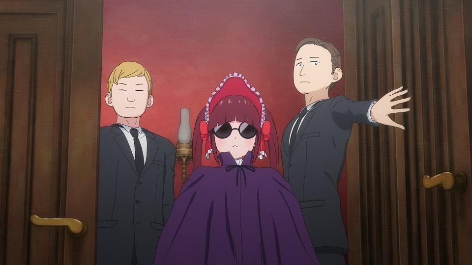 Shinigami Bocchan to Kuro Maid – Capitulo 02